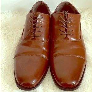 Unlisted for Kenneth Cole men's dress shoes sz 12M